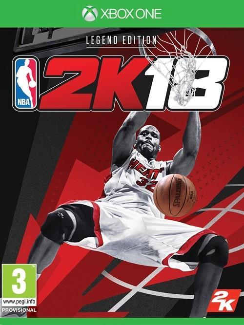 NBA 2K18 - Legend Edition (XONE)