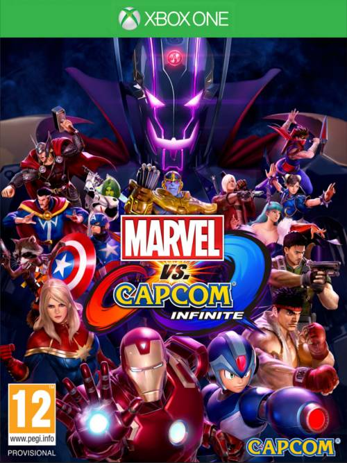 Marvel vs. Capcom: Infinite (XONE)