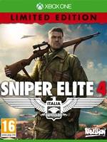 Sniper Elite 4 - Limited Edition BAZAR