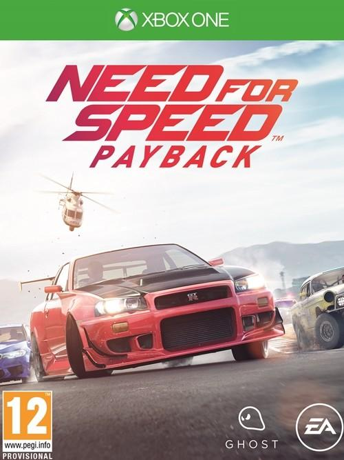 Need for Speed: Payback (XBOX)