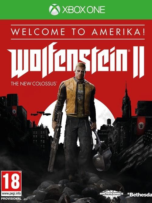 Wolfenstein II: The New Colossus - Welcome to Amerika (XONE)