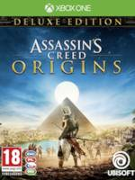 Assassins Creed: Origins - Deluxe Edition (XONE)