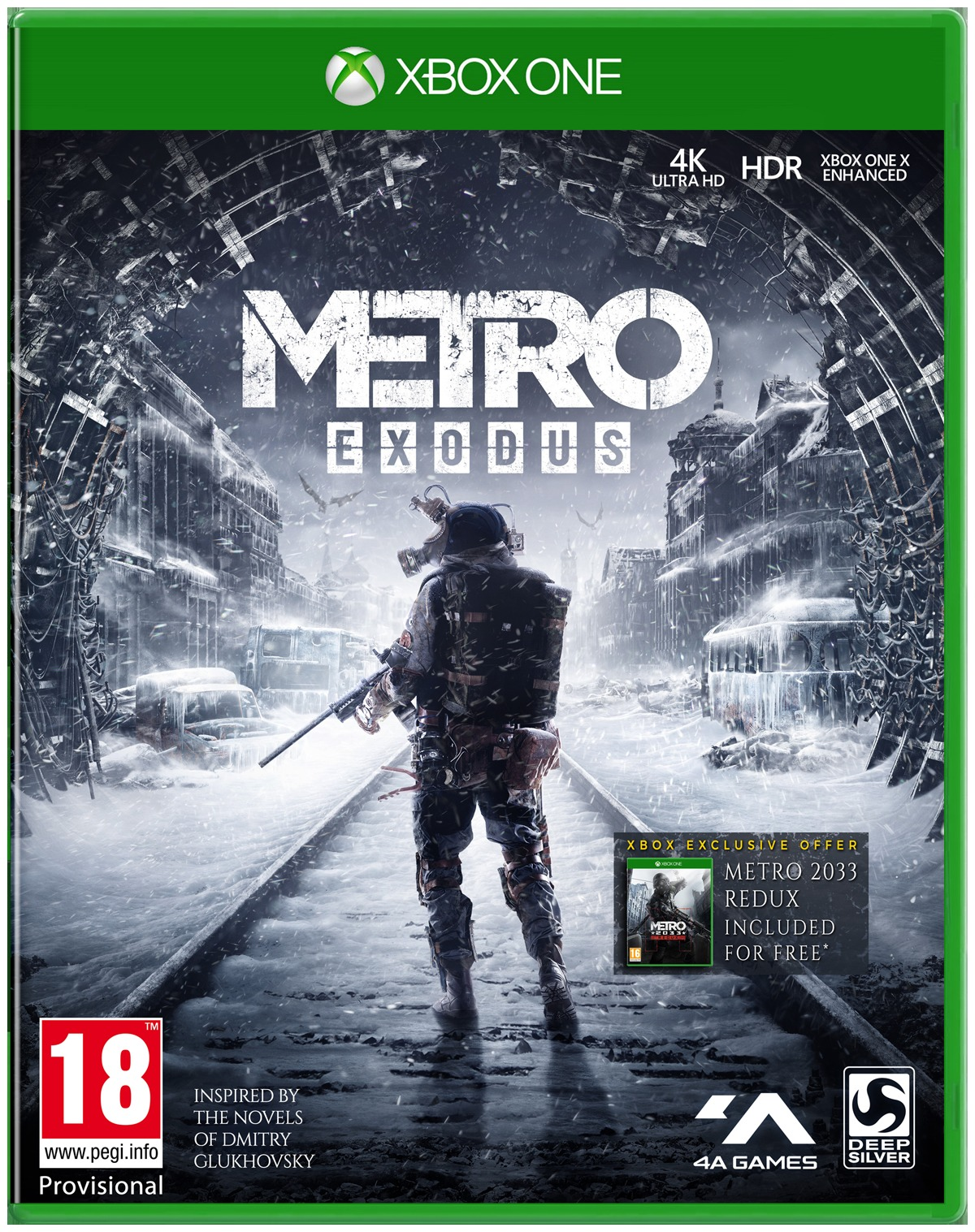 Metro: Exodus - Day 1 Edition (XONE)