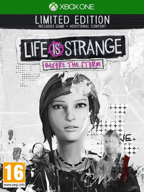 Life is Strange: Before the Storm - Limited Edition (XONE)