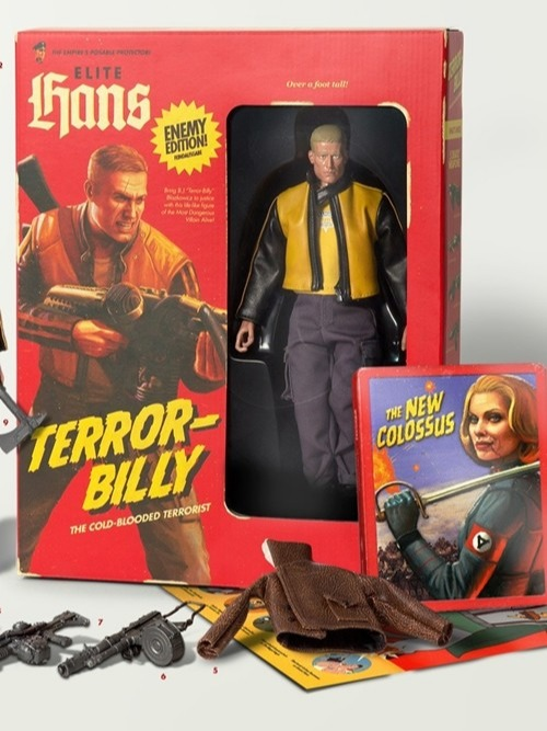 Wolfenstein II: The New Colossus - Collectors Edition (XONE)