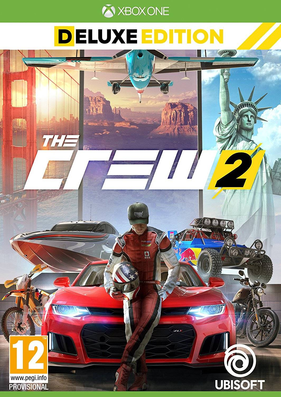 The Crew 2 - Deluxe Edition (XBOX)