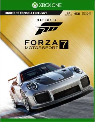 Forza Motorsport 7 - Ultimate Edition (XONE)
