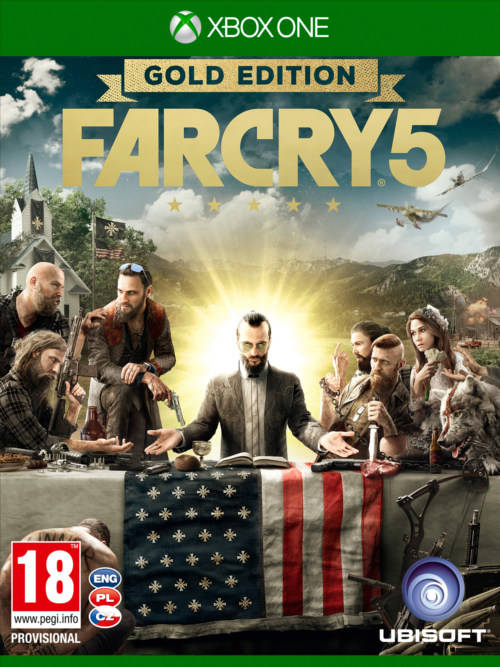Far Cry 5 - GOLD Edition (XONE)