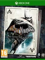 Batman: Return To Arkham BAZAR
