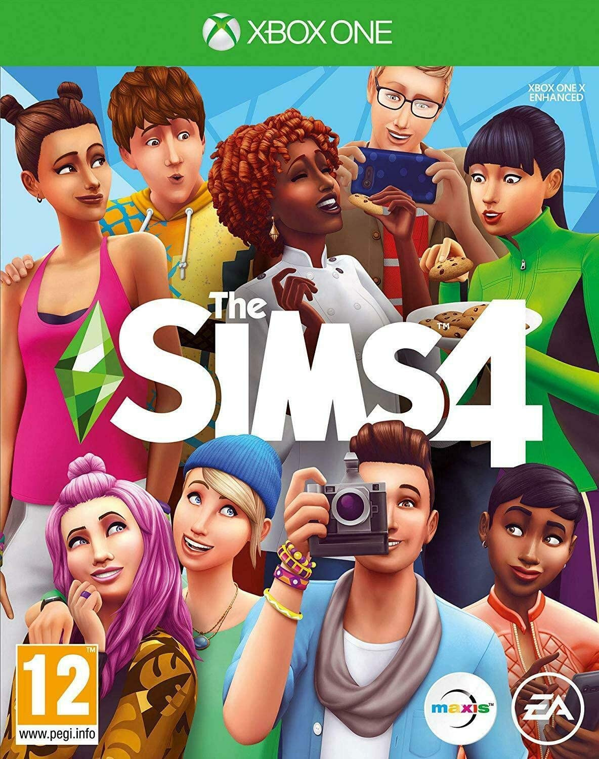 The Sims 4 (XBOX)
