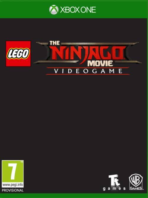 LEGO Ninjago Movie Video Game (XONE)
