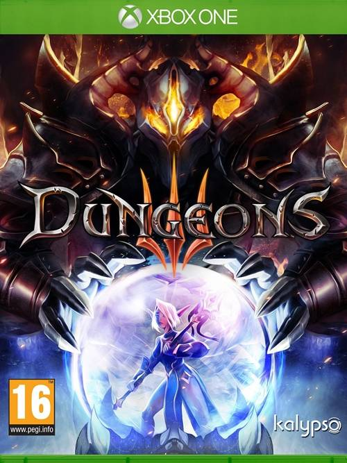 Dungeons 3 Extremely Evil Edition (XBOX)