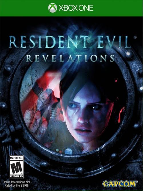 Resident Evil: Revelations (XONE)