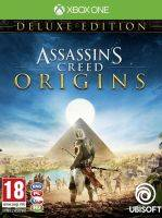 Assassins Creed: Origins - Deluxe Edition + Mikina