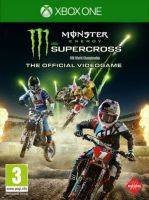 Monster Energy Supercross – The Official Videogame (XONE)