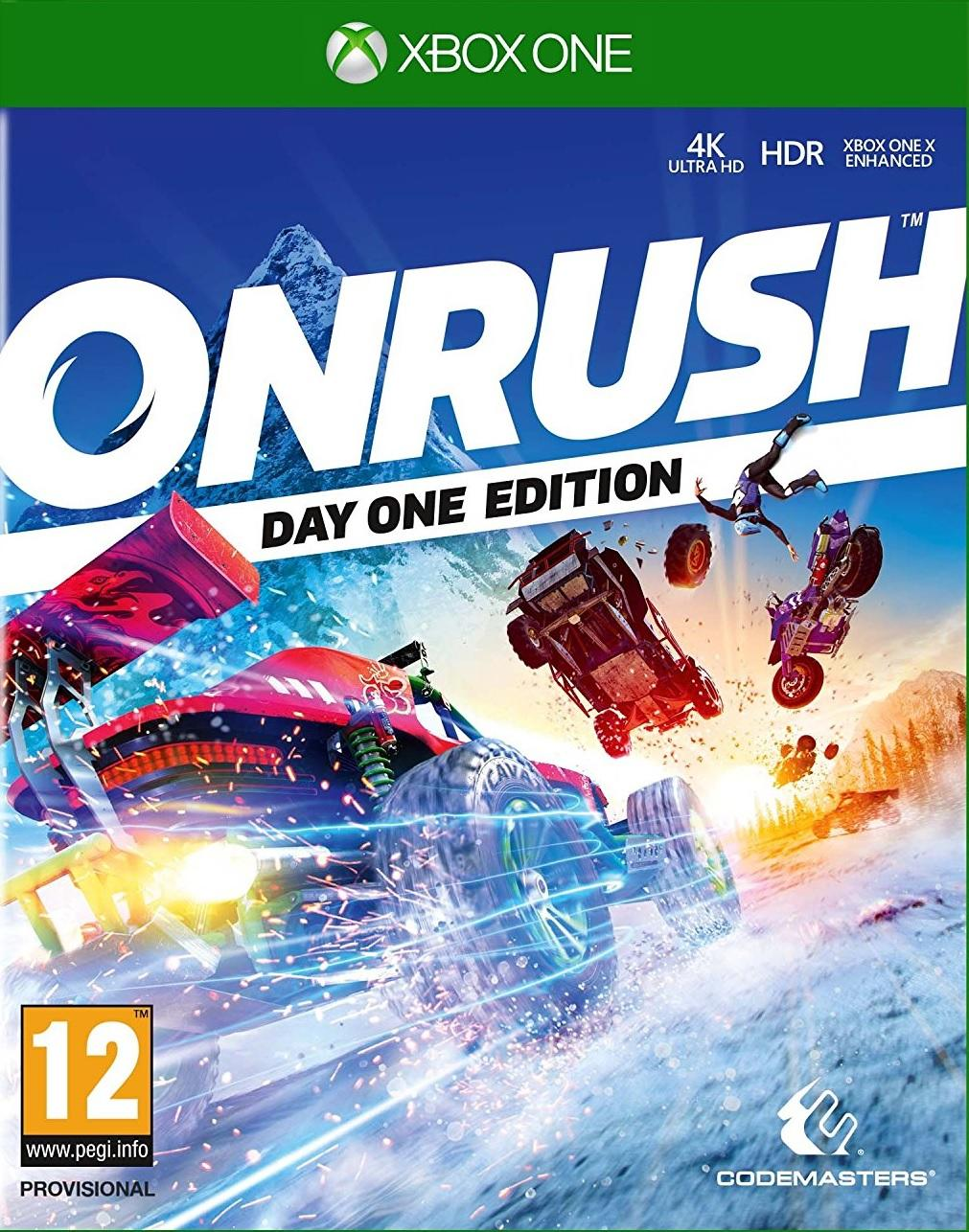 Onrush - Day One Edition (XONE)
