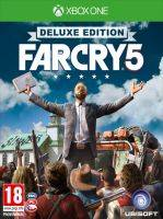 Far Cry 5 - Deluxe Edition + Batoh