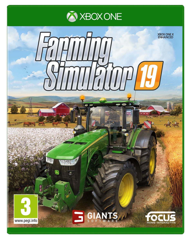 Farming Simulator 19 (XONE)