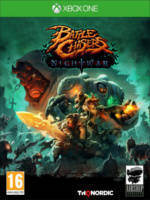 Battle Chasers: Nightwar BAZAR