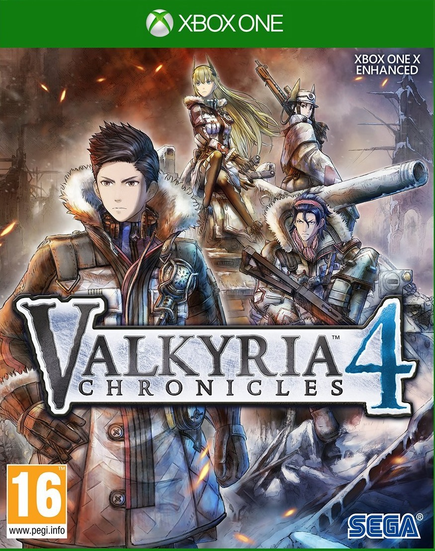Valkyria Chronicles 4 - Launch Edition (XONE)