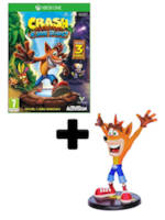 Crash Bandicoot N.Sane Trilogy - Xzone edice