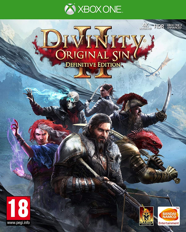 Divinity: Original Sin 2 - Definitive Edition (XONE)