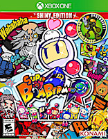Super Bomberman R - Shiny Edition (XONE)