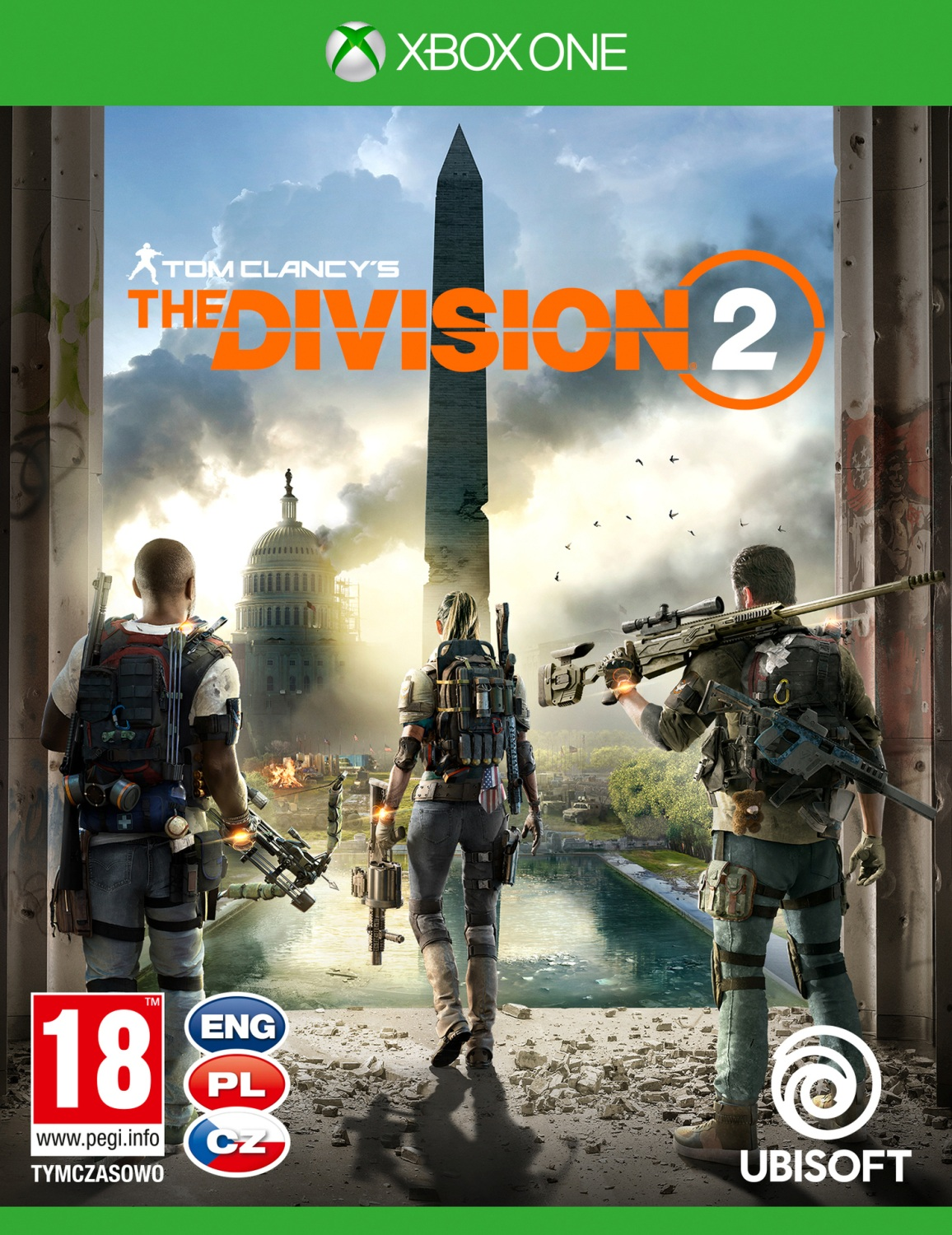 The Division 2 (XBOX)