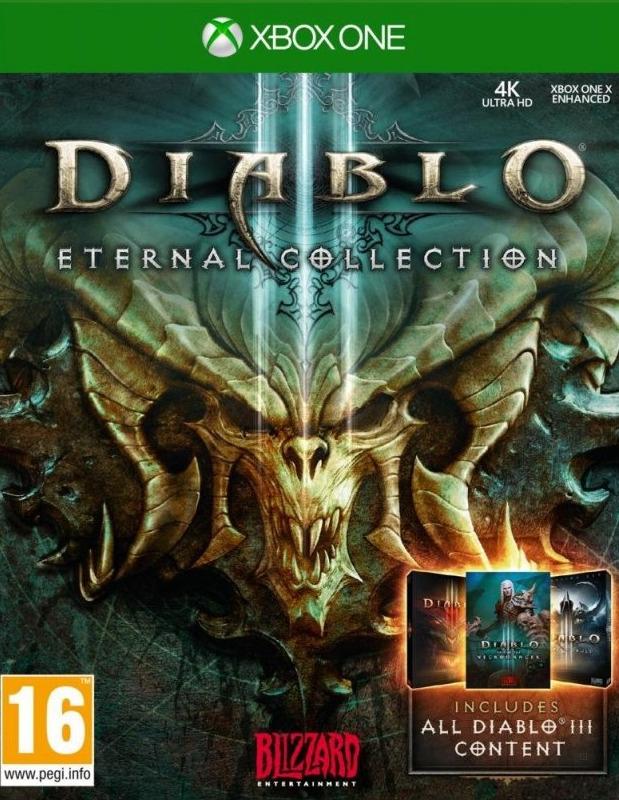 Diablo 3: Eternal Collection (XBOX)
