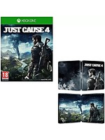 Just Cause 4 - Steelbook Edition