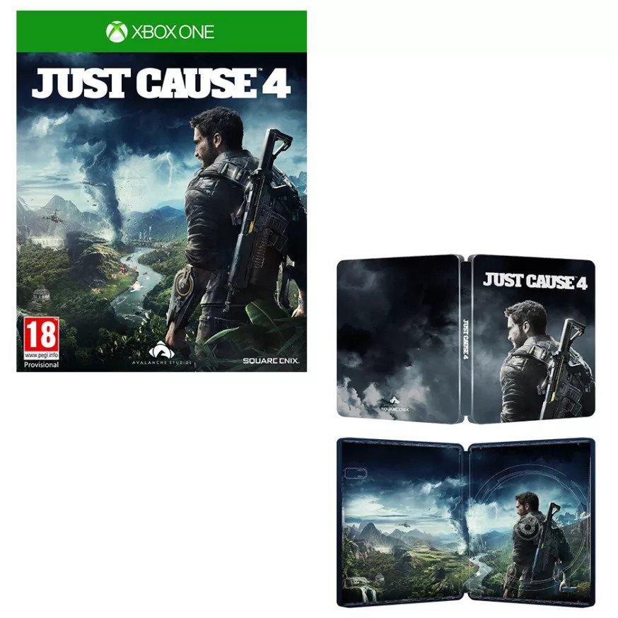 Just Cause 4 - Steelbook Edition (XONE)