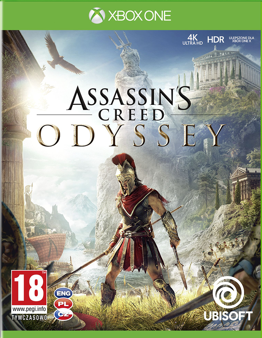 Assassins Creed: Odyssey (XBOX)