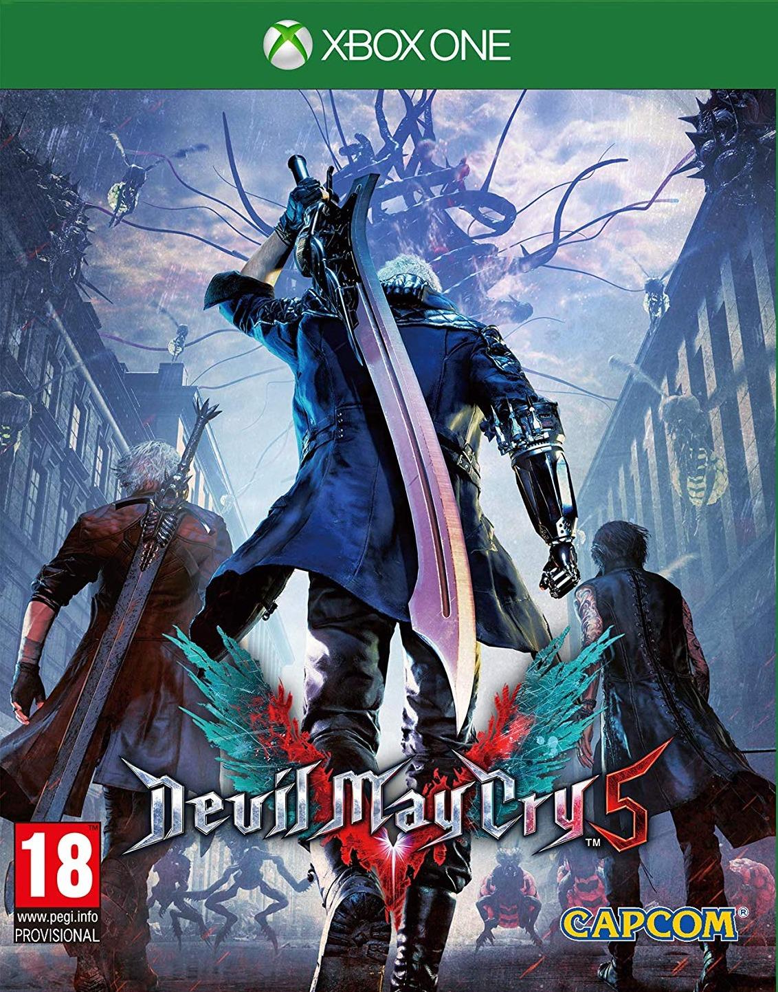 Devil May Cry 5 (XONE)