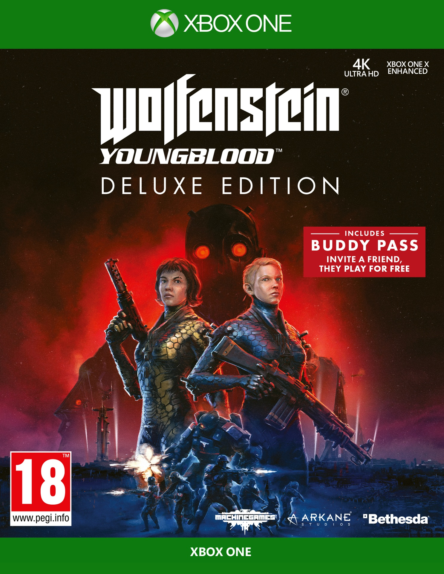 Wolfenstein: Youngblood - Deluxe Edition (XONE)