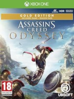 Assassins Creed: Odyssey - GOLD Edition