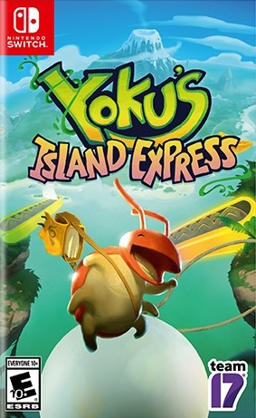 Yoku's Island Express (SWITCH)