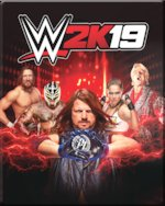 WWE 2K19 - Steelbook Edition