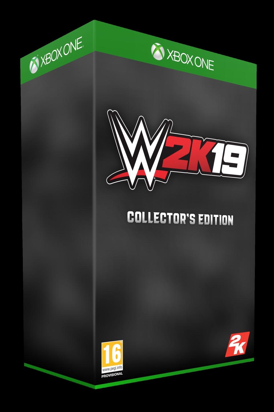 WWE 2K19 - Collectors Edition (XONE)
