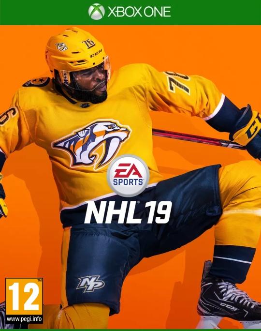 NHL 19 (XBOX)