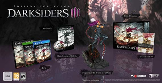 Darksiders 3 - Collectors Edition (XONE)