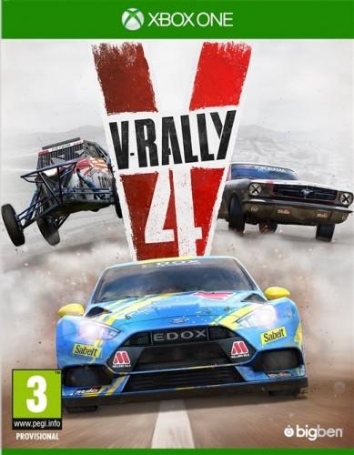 V-Rally 4 (XONE)