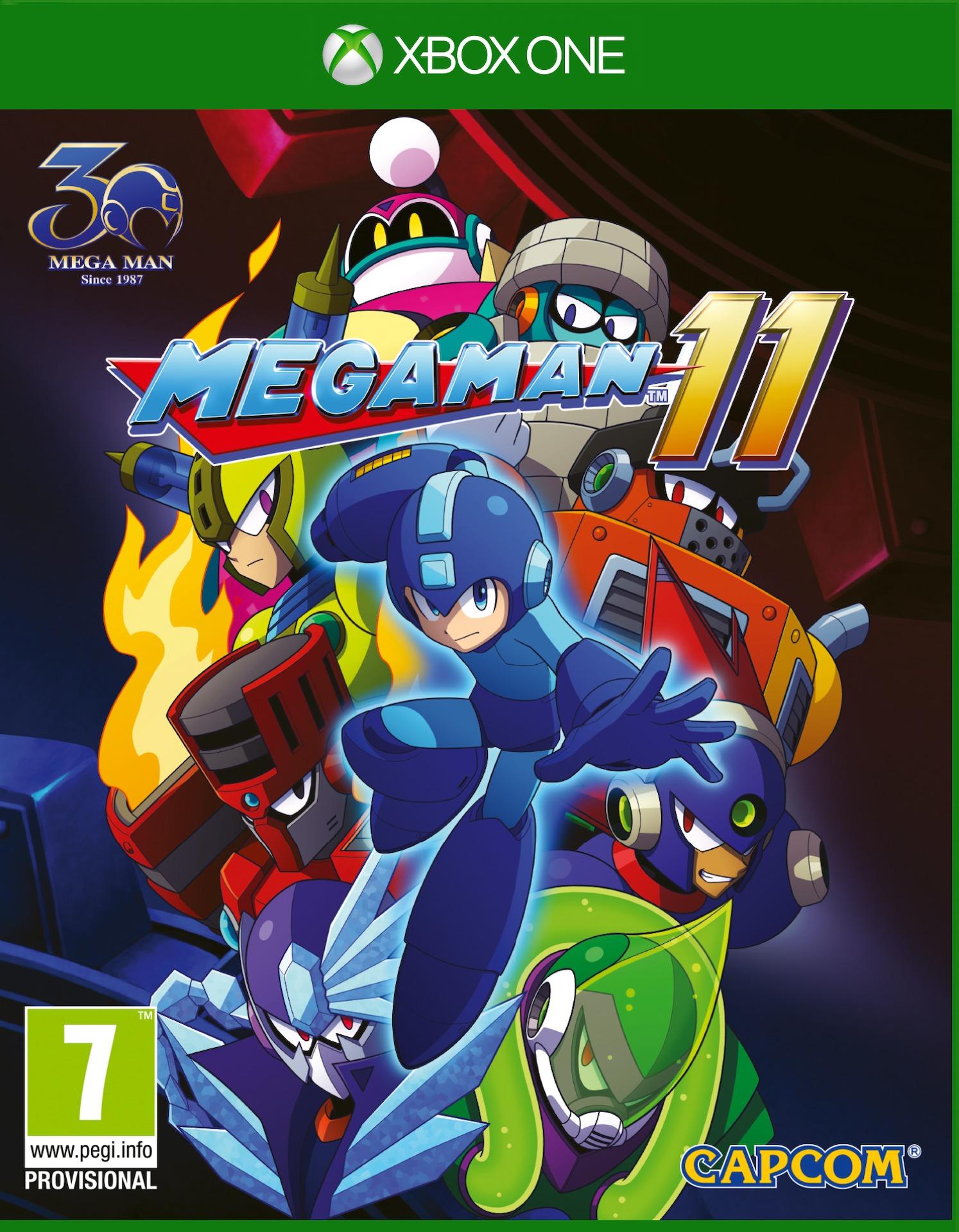 Mega Man 11 (XONE)