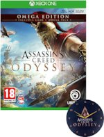 Assassins Creed: Odyssey - Omega Edition + Hodiny