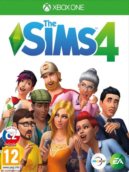 The Sims 4 BAZAR (XONE)