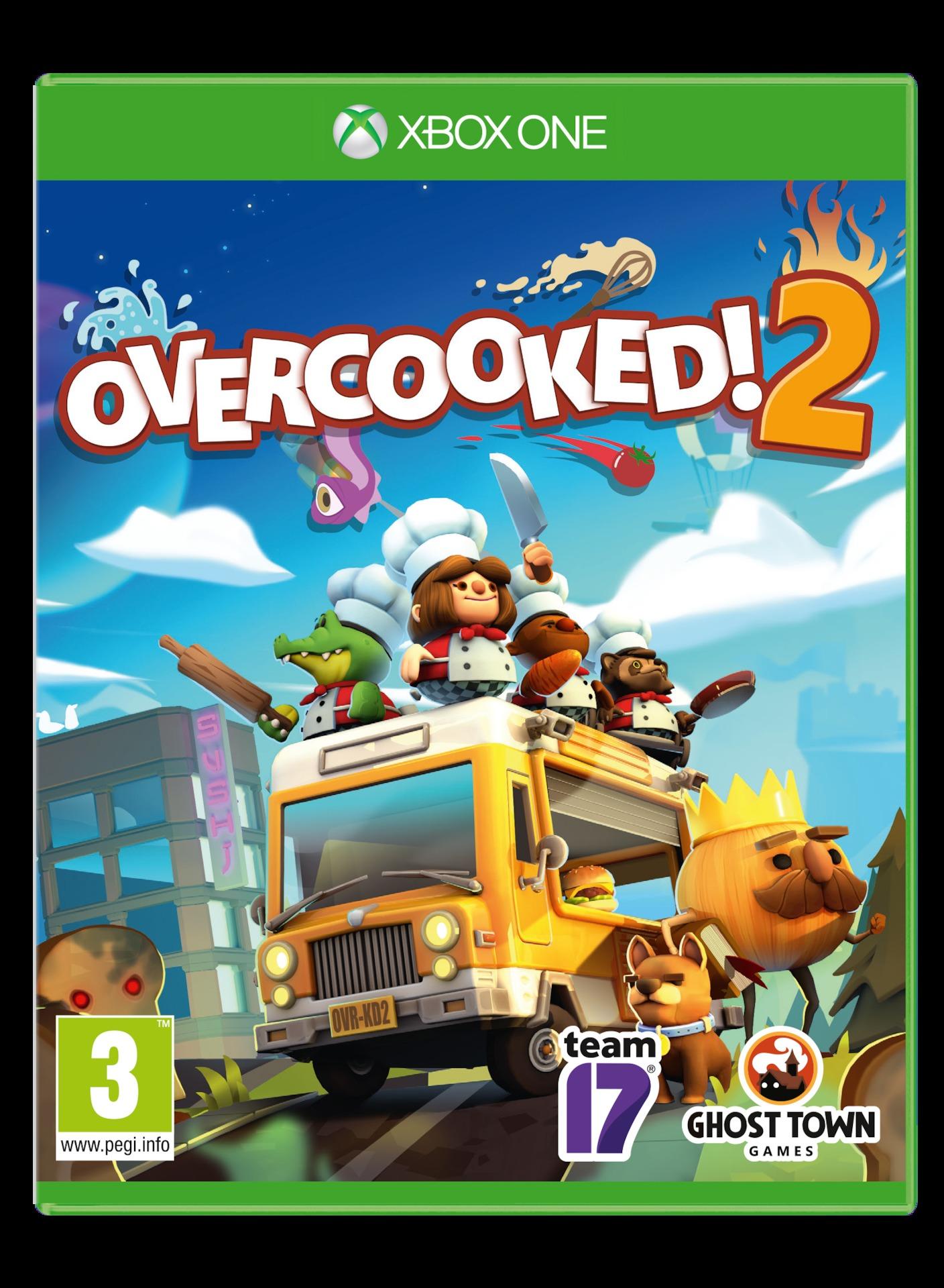 Overcooked 2 (XONE)