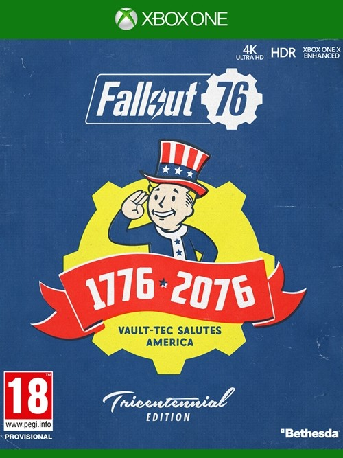 Fallout 76 - Tricentennial Edition (XBOX)