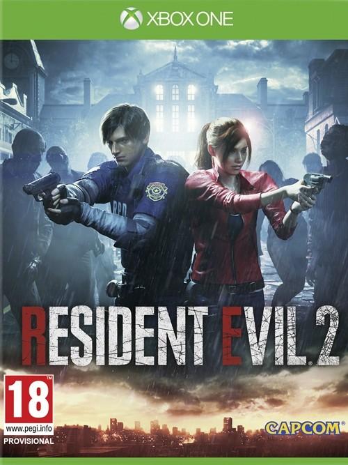 Resident Evil 2 (XONE)