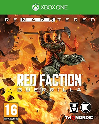 Red Faction Guerrilla - Re-Mars-tered Edition BAZAR (XONE)