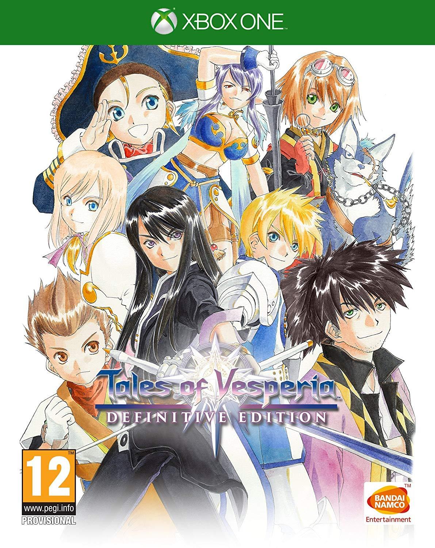 Tales of Vesperia - Definitive Edition (XONE)