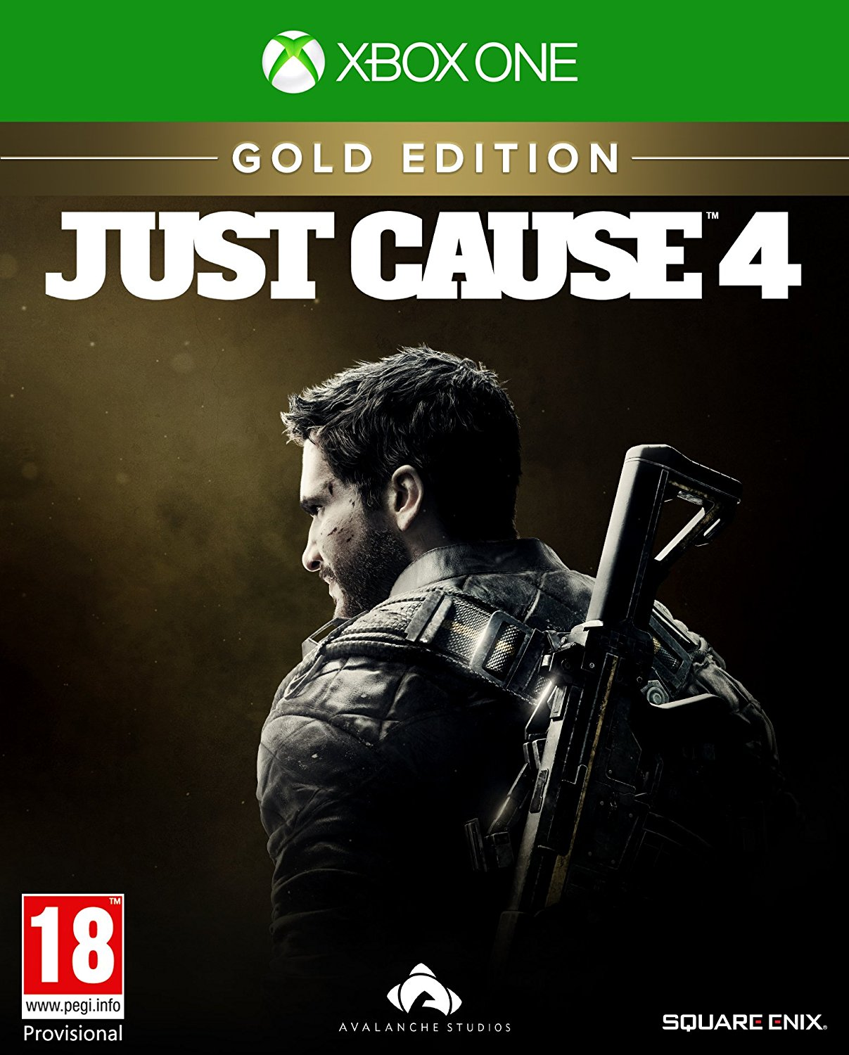 Just Cause 4 - Gold Edition (XONE)